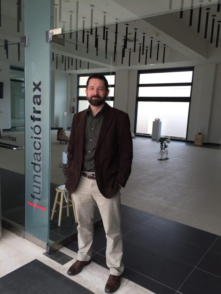 Jorge Sastre - Fundación Frax