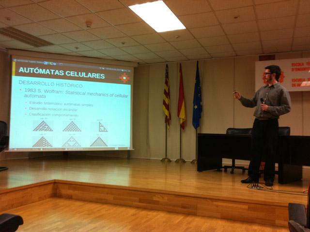 Composición Algorítmica Supercollider - Andrés Pérez - Conferencia