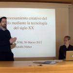 Procesamiento Creativo del Sonido 1990-2012 - Adolfo Núñez 300212 - 2