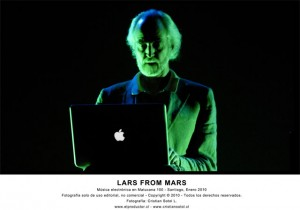 Lars from Mars - Lars Graugaard