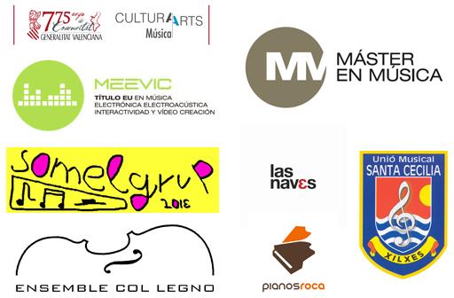 Logos Curso Balada 2013