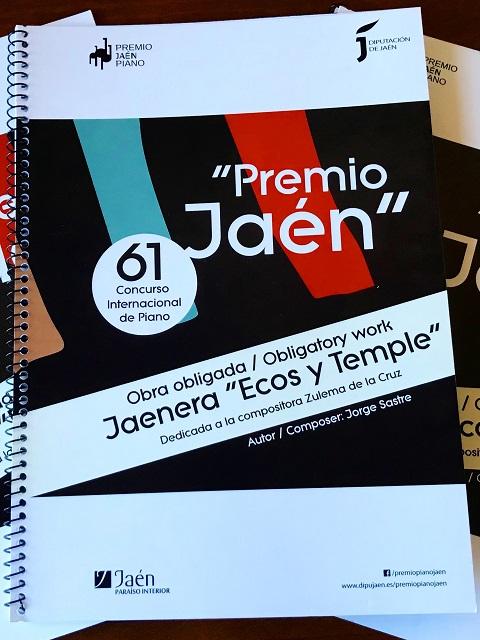 """Escucha Jaenera """"Ecos y Temple"""" aquí"""